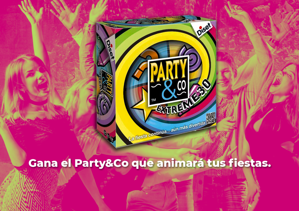Sorteo Party and co Extreme 3.0