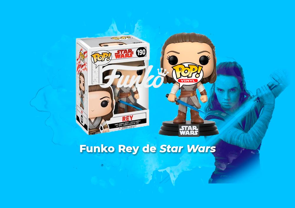 Sorteo Funko Rey de Star Wars