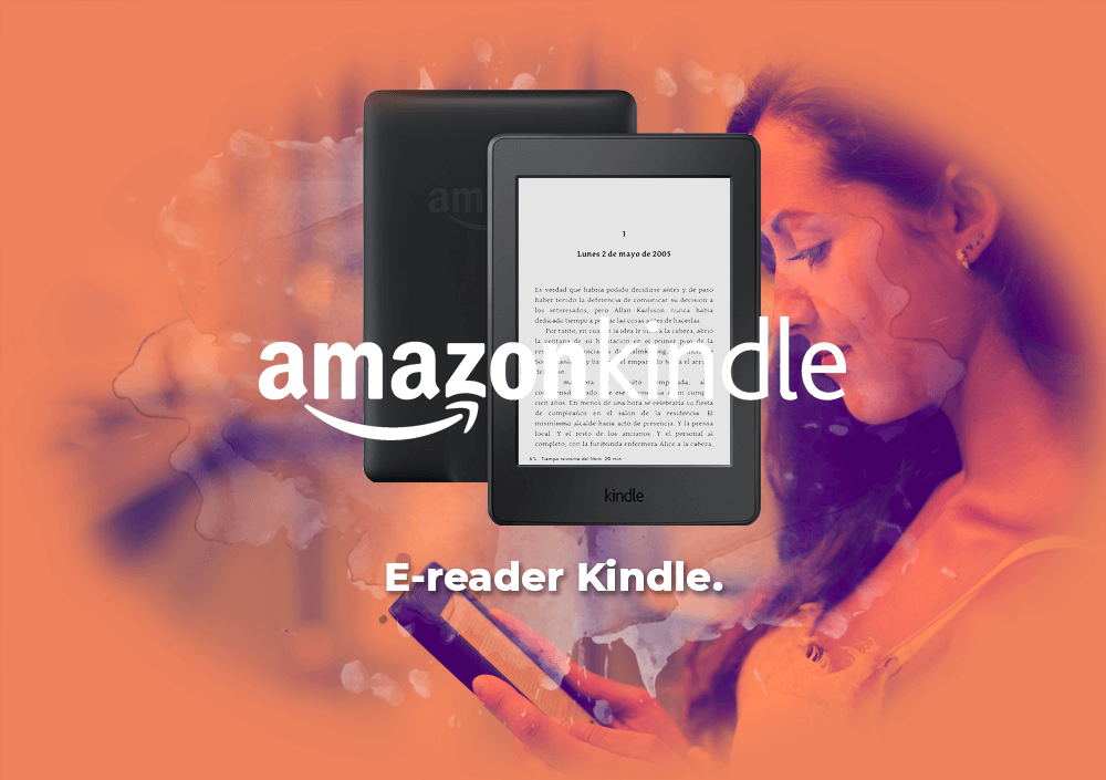 Sorteo E-reader Kindle Paperwhite