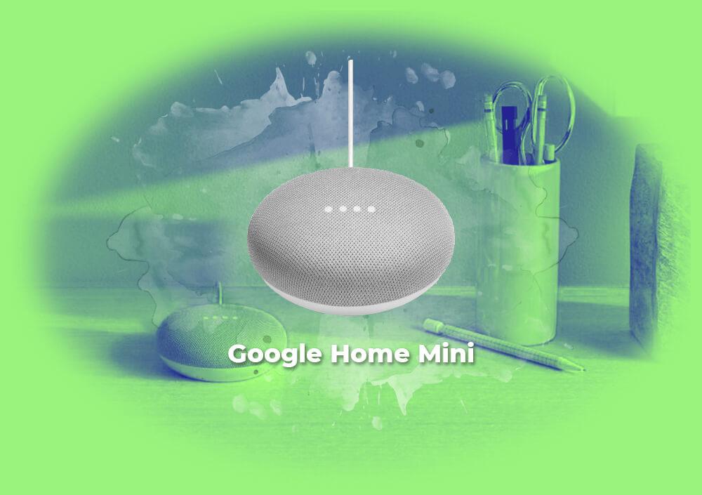 Sorteo Google Home Mini