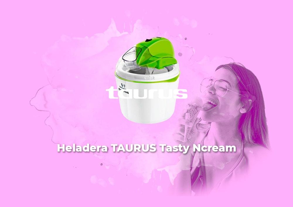 Sorteo Heladera TAURUS Tasty Ncream