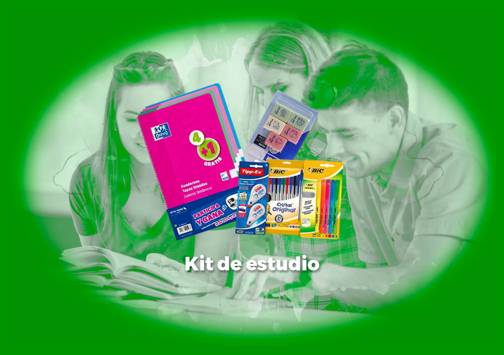 Sorteo Kit de Estudio
