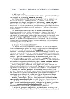 libro tecnicas de modificacion de conducta pdf