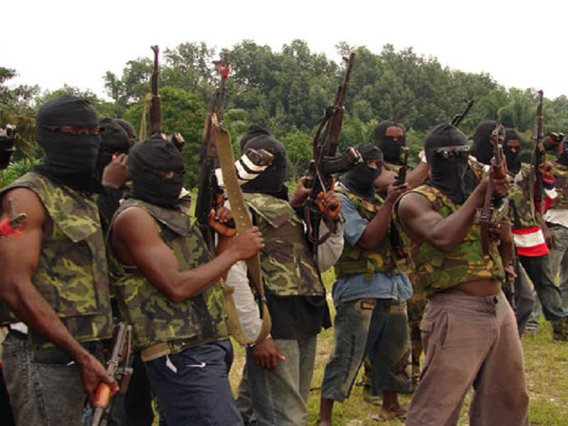 Niger delta avengers photo