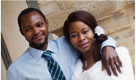 Emmanuel Chidi, nigerians killed in Italy and his wife Chinyere