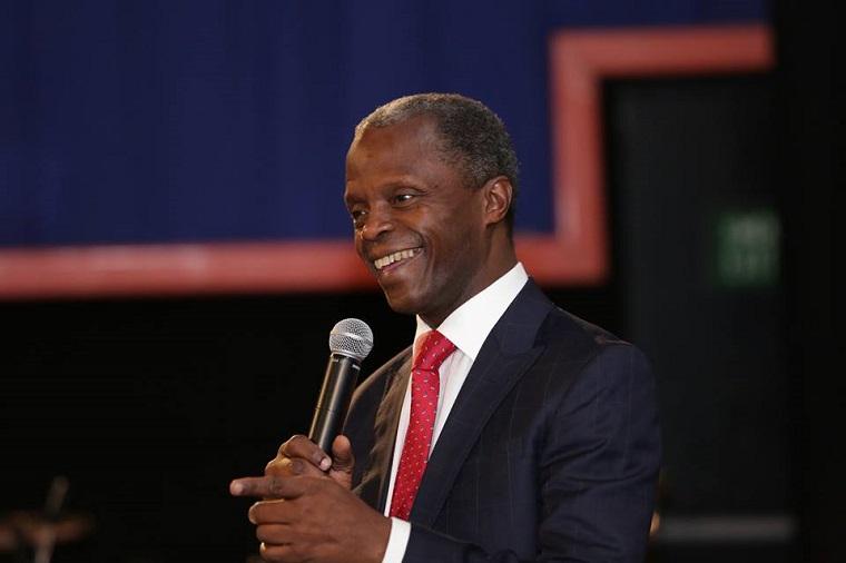 Vice President Prof Yemi Osinbajo