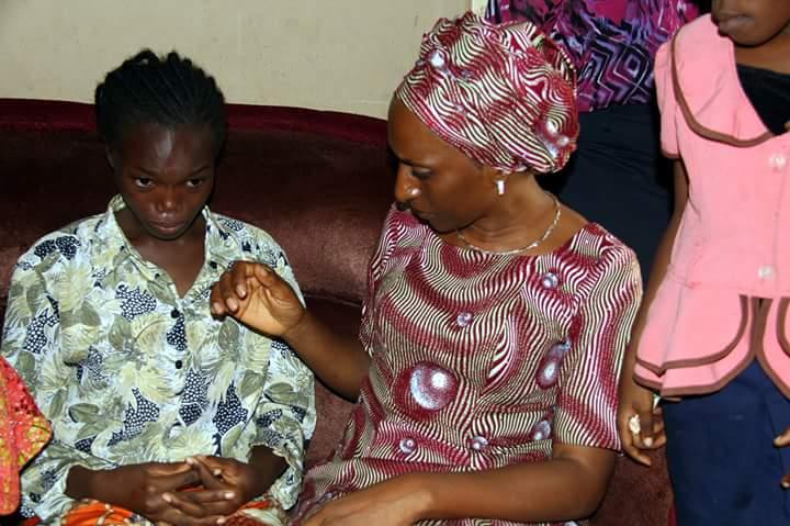 Osinbajo visits Murdered redeemed church preacher Eunice Elisha's Family