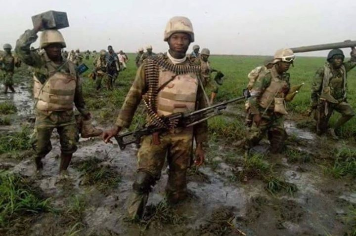 army discipline omo oniles
