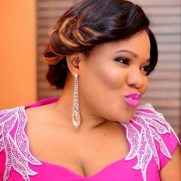 Being married is the sweetest thing ever- Toyin Abraham reveals