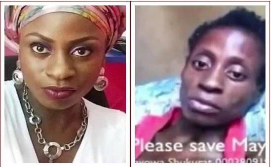 #SaveMayowa mayowa ahmed