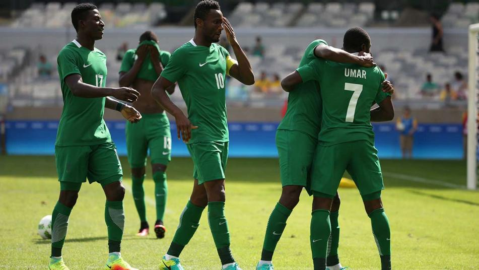 Nigeria's dream team iv won its first medal in rio