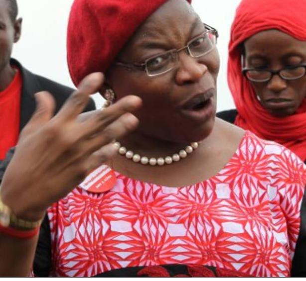 convener of bbog, Oby Ezekwesili warns