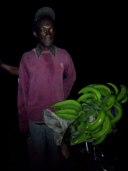 okon steals plantain