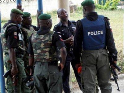 Police and Badoo