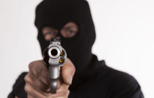 rob police