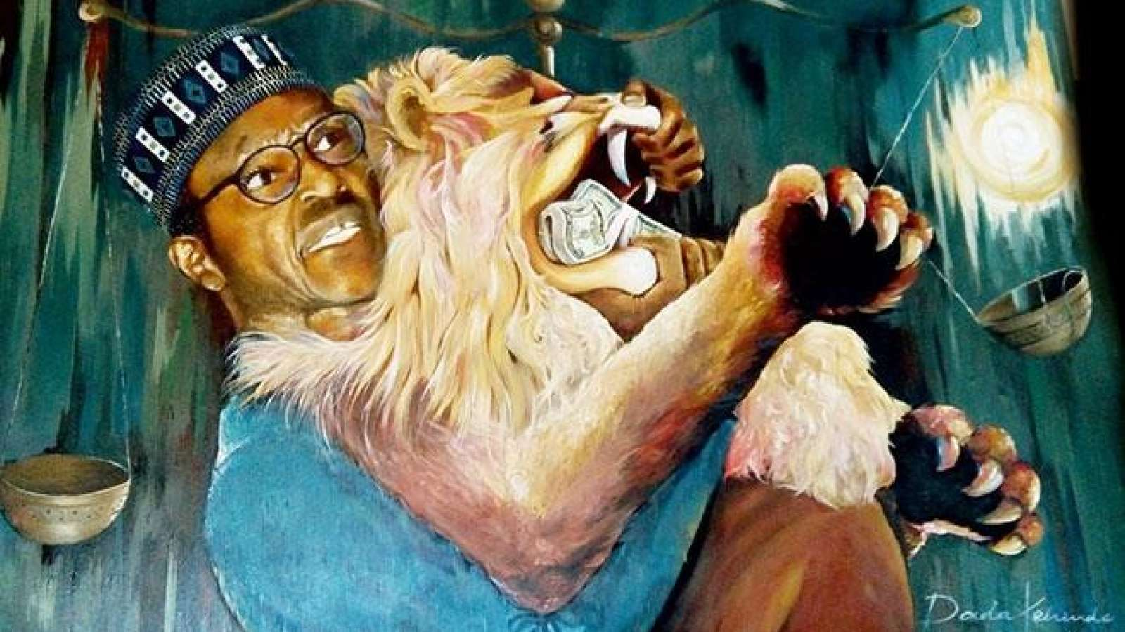 rodents force Buhari out of office