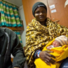 A Nigerian, Taiwo gives birth on board rescue ship