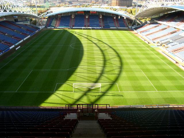 Huddersfield Kirklees Stadium