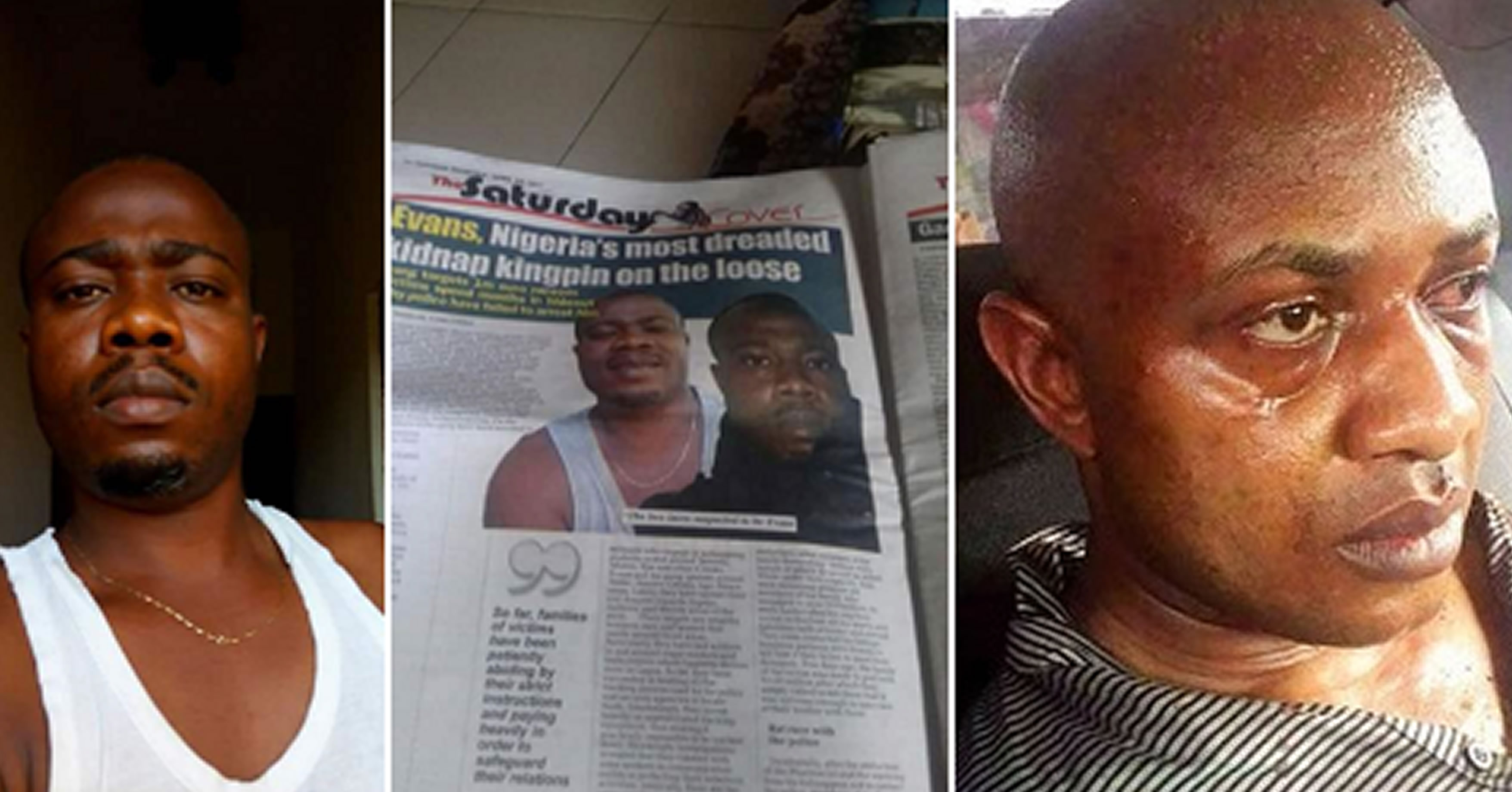 Nigeria a mistaken identity