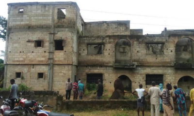 Ondo [ Suspected kidnappers, ritualists' den discovered beside Ondo Assembly