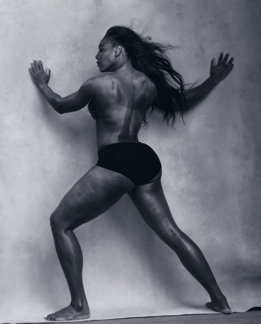 Serena williams nude photo words