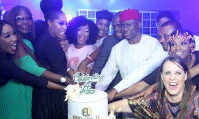 EbonyLife TV anniversary