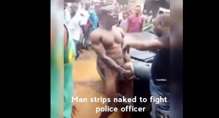 Naked Women Fight Video