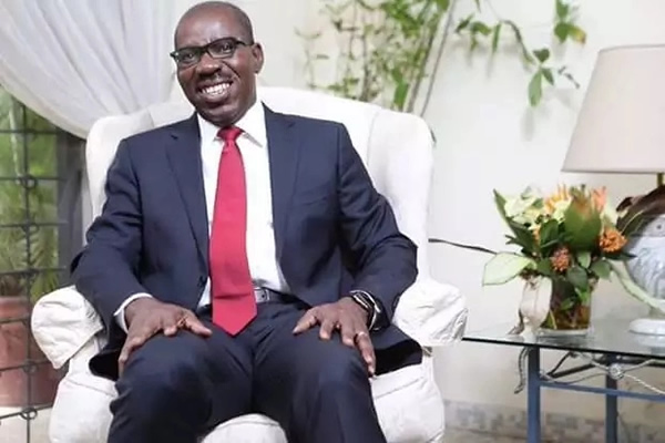 Nobody can stop me from second term– Obaseki