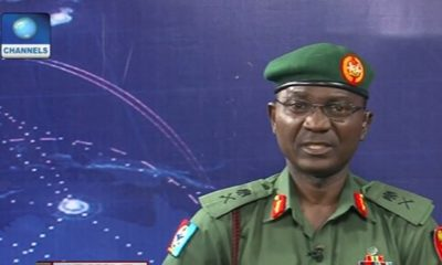 military to watch social media for hate speech says John Enenche