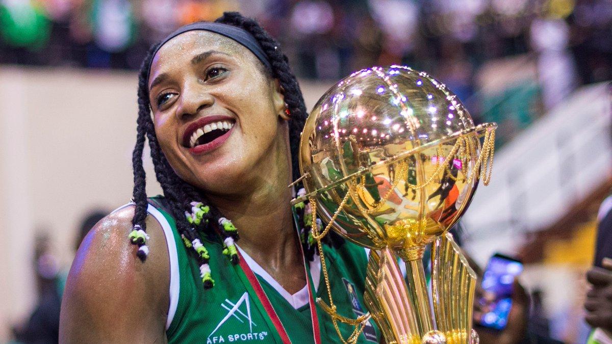 d'tigress win Afrobasket 2017