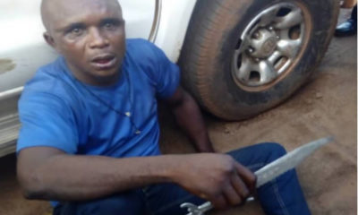 Donatus stabs FRSC officials