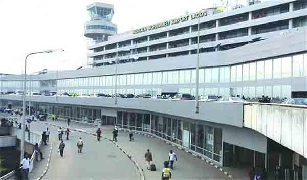 Nigerians American Lagos Airport
