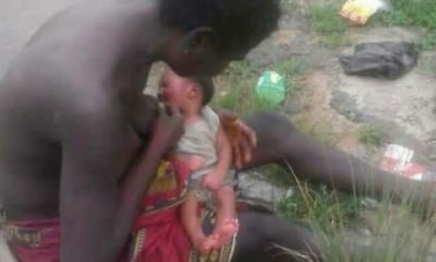 ondo mad woman gets birth certificate for baby