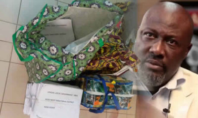 INEC and Melaye's recall documents