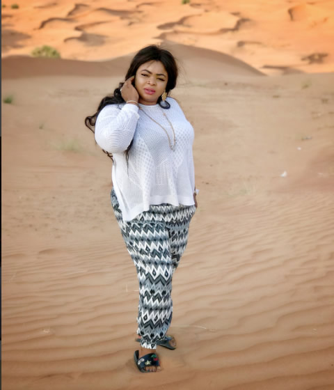 Nollywood actress, Dayo Amusa