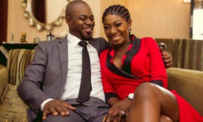 Yvonne Jegede-and-husband-Olakunle-Fawole