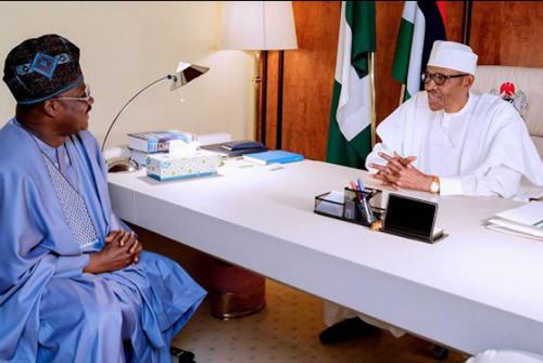 Ajimobi and Buhari