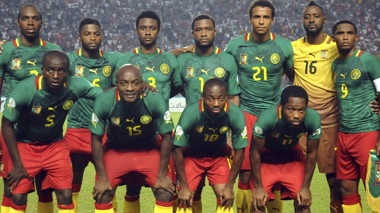Cameroon World Cup Squad