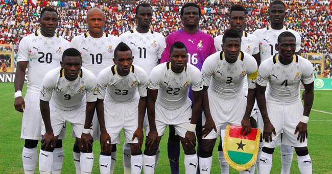 Ghana World Cup Squad