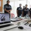 BANGKOK POLICE OFFICERS