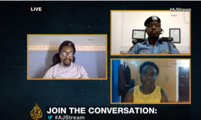#EndSars on AJStream