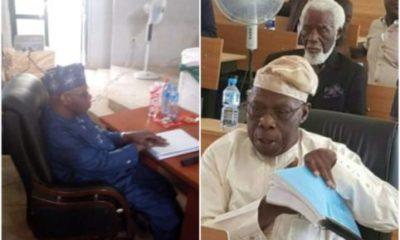 Obasanjo gets PhD