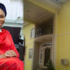 Tope ALABI'S NEW MANSION