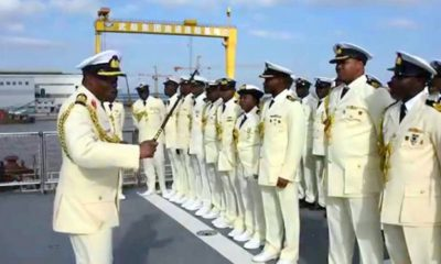 Nigerian Navy Direct Service