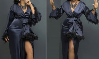 Omotola Ekeinde 'Omosexy' returns to music, drops tracks