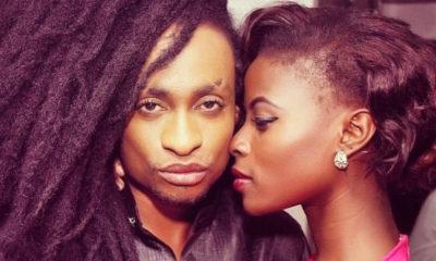 Khloe and Denrele Edun