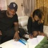 Harrysong and Lami Phillips