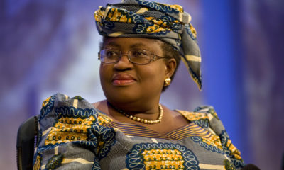 Dr Ngozi Okonjo-Iweala