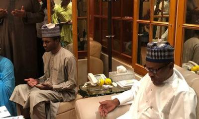 Yusuf Buhari returns