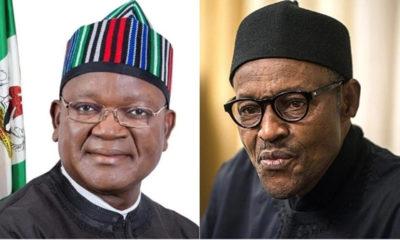 Buhari and Ortom